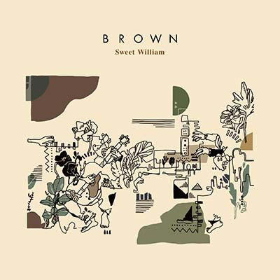 Sweet William「Brown」